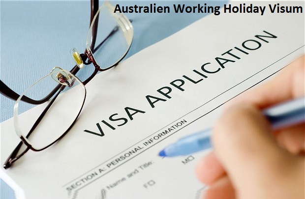 Working Holiday Visum: Australien