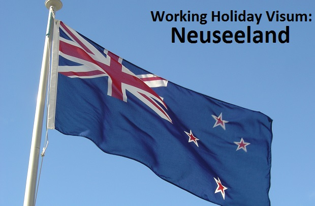 Working Holiday Visum: Neuseeland