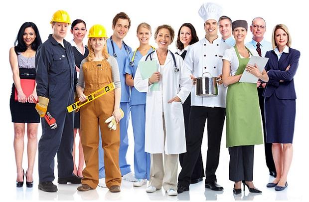 Die 50 meist gesuchten Berufe für Work and Travel